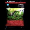 Písek AQUA EXCELLENT 1,6-2,2 mm cervený 3kg