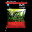 Písek AQUA EXCELLENT 1,6-2,2 mm svítive ružový 3kg