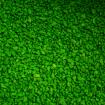 Písek AQUA EXCELLENT 3-6 mm svítive zelený 3kg
