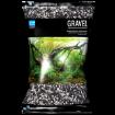 Drt AQUA EXCELLENT cerná bílá 4-8 mm 8kg