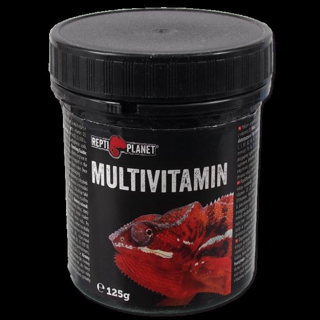 REPTI PLANET krmivo doplnkové Multivitamin 125g