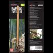 Pinzeta REPTI PLANET bambusová 28 cm